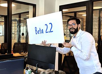 Beta Update 2.2