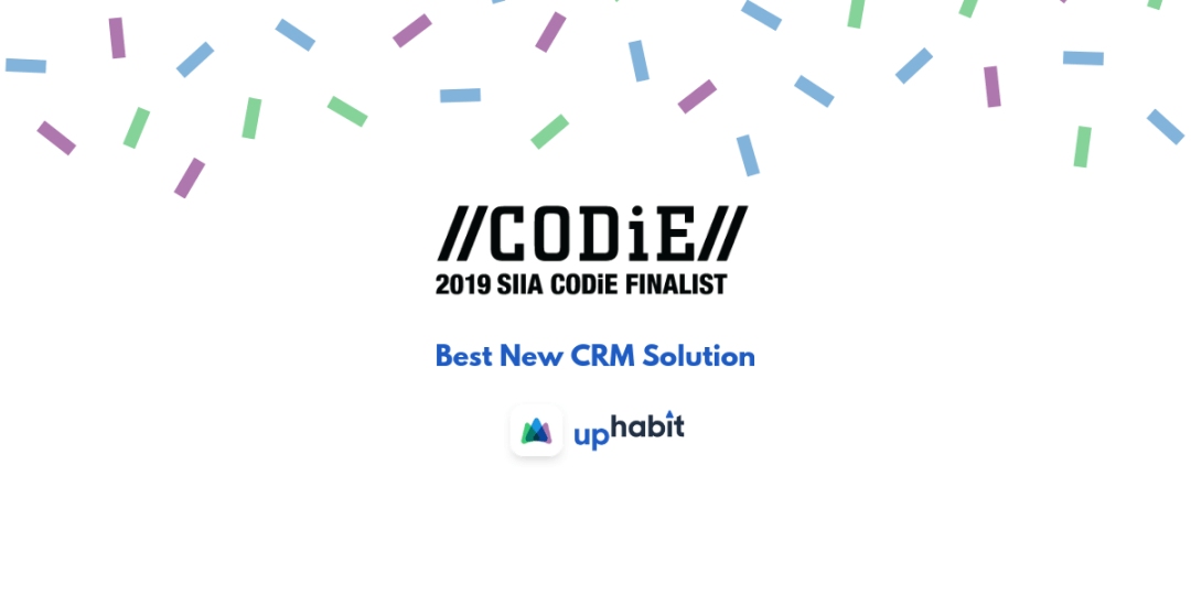 UpHabit CODiE Award Finalist