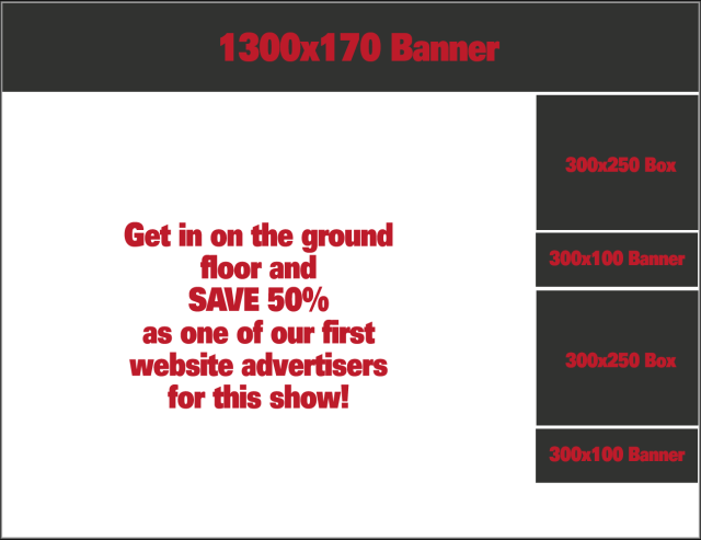 Banner Ads Layout