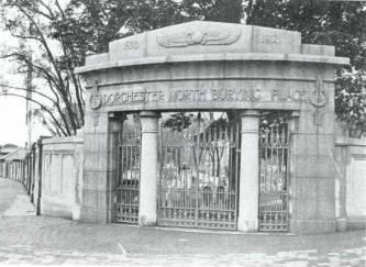 Dorchester North Burying Ground