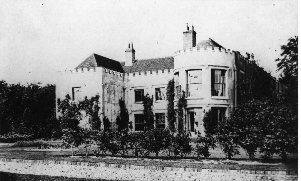 Belmore House - 1864