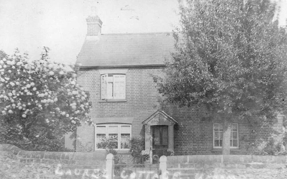 Laurel Cottage c1906