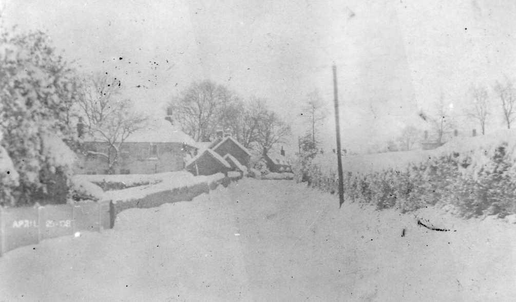 Lower Upham - 25 April 1908