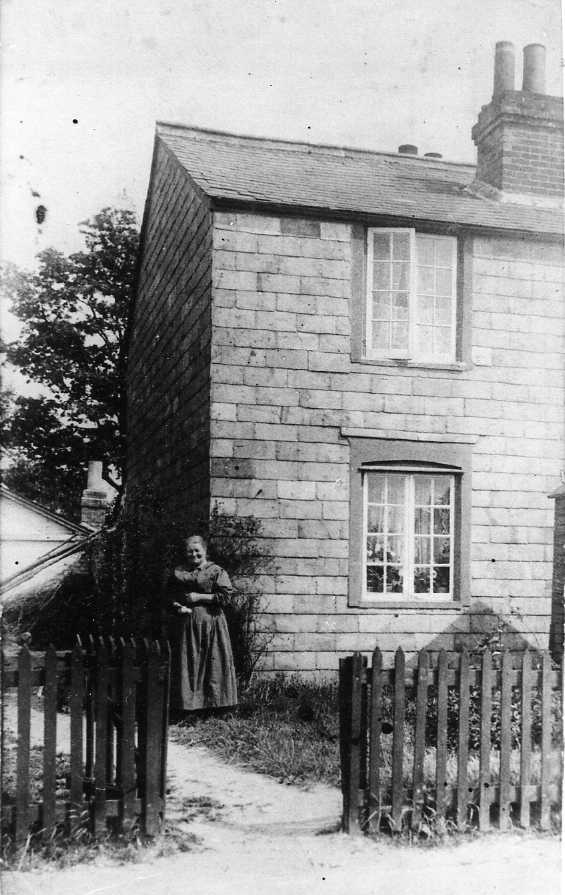 Mrs Besant, at Slate House, Sciviers Lane