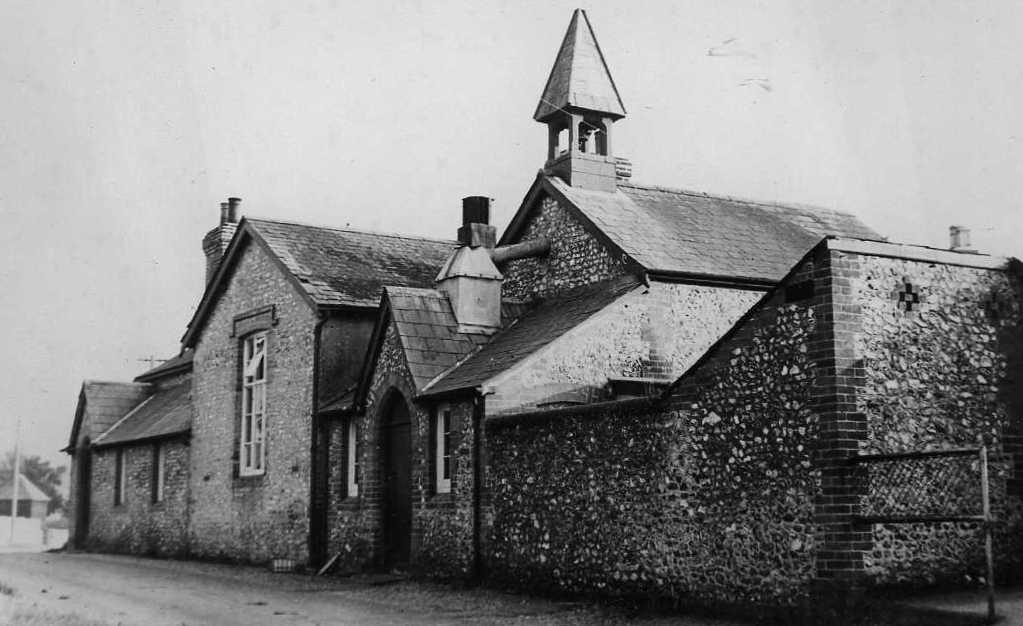 Upham School from Queen Street