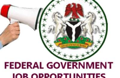 Federal Government Recruitment 2020/2021