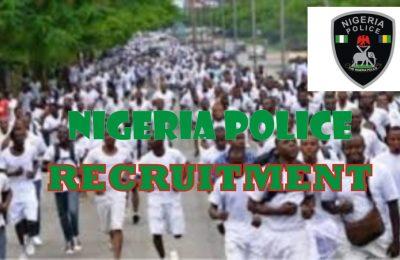 Nigeria Police Recruitment 2020/2021