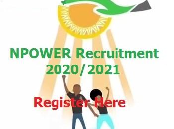 Npower Recruitment 2020