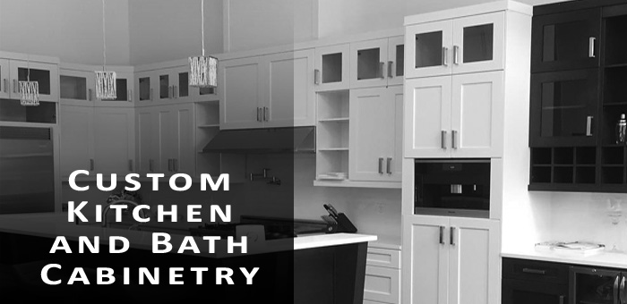 Kitchen And Bathroom Cabinetry