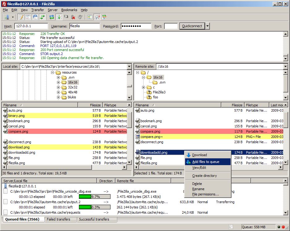 filezilla-screen