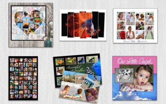 Enlargements and Collages