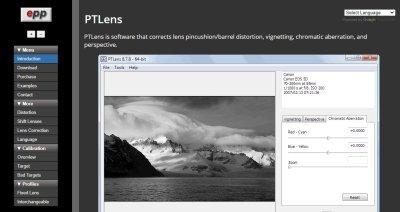 PTLens-screen