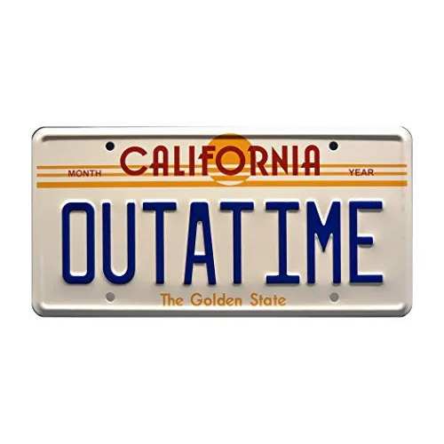 Outatime collectable