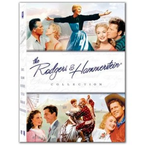 rogers and hammerstein collection dvd
