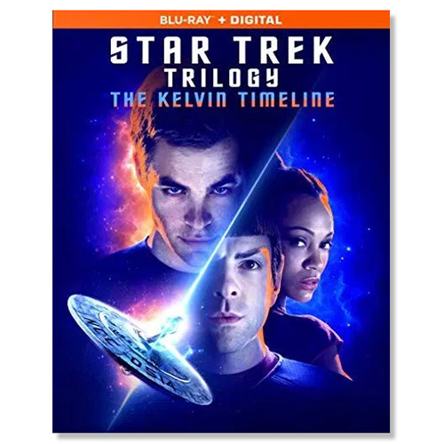 Star Trek Trilogy: The Kelvin