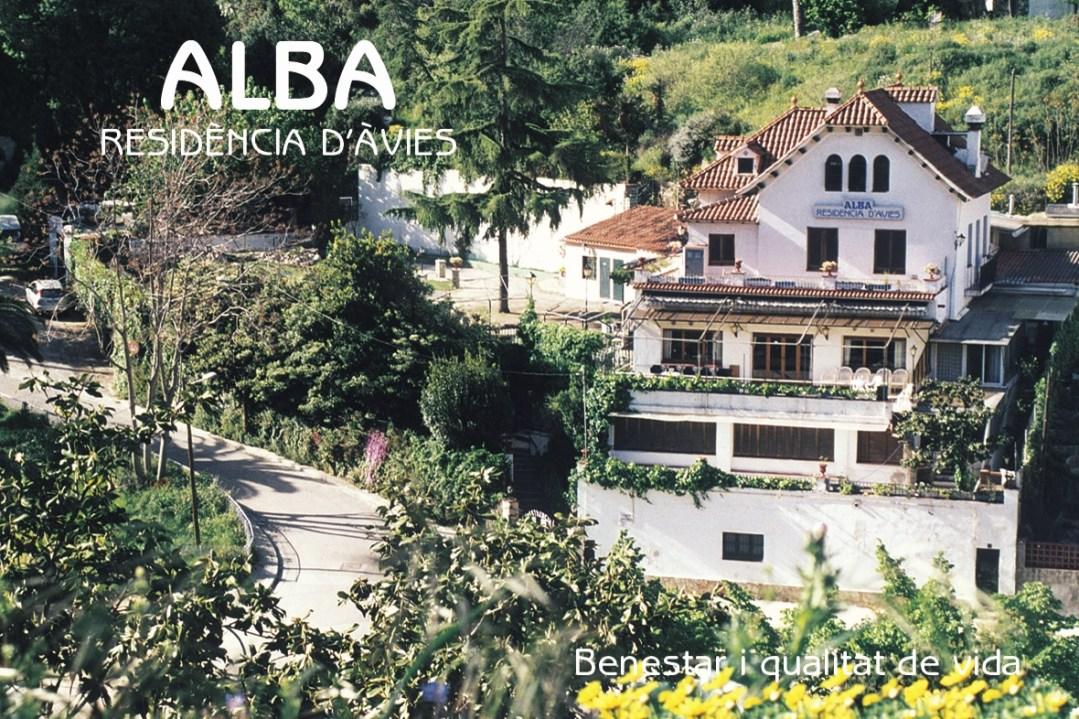 RESIDENCIA ALBA – ACTUALMENT DISPOSEM DE PLACES LLIURES