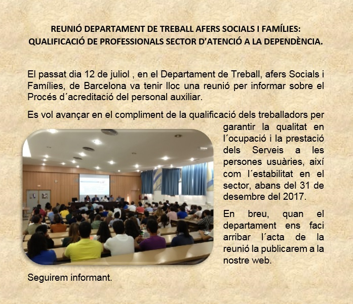 ANUNCIO REUNIO DEPT. 12-7-16
