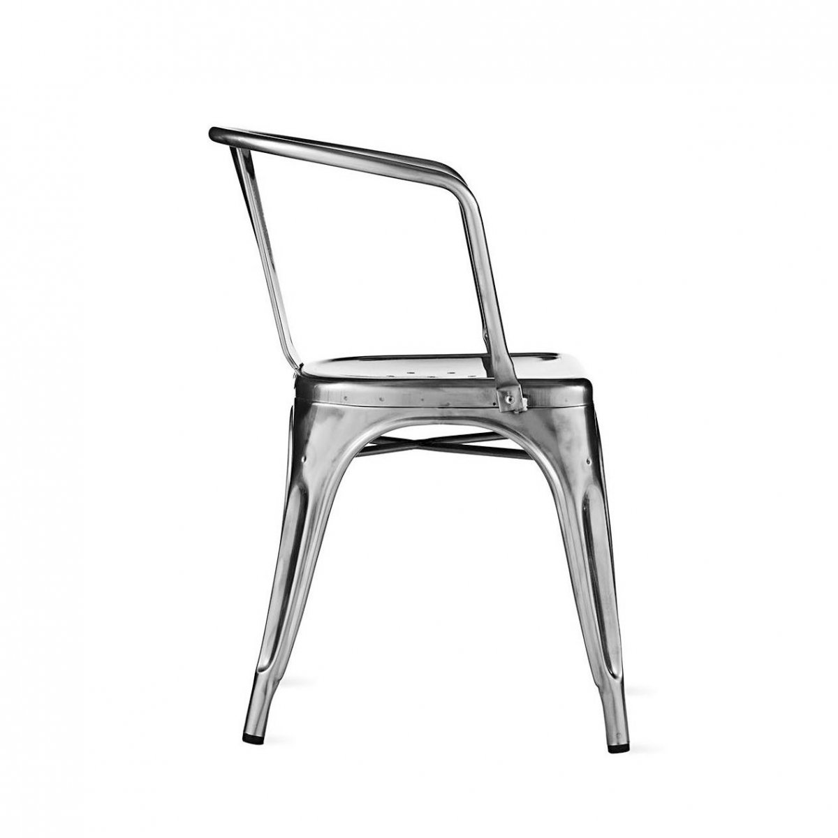 A56 Armchair By Jean Pauchard For Tolix