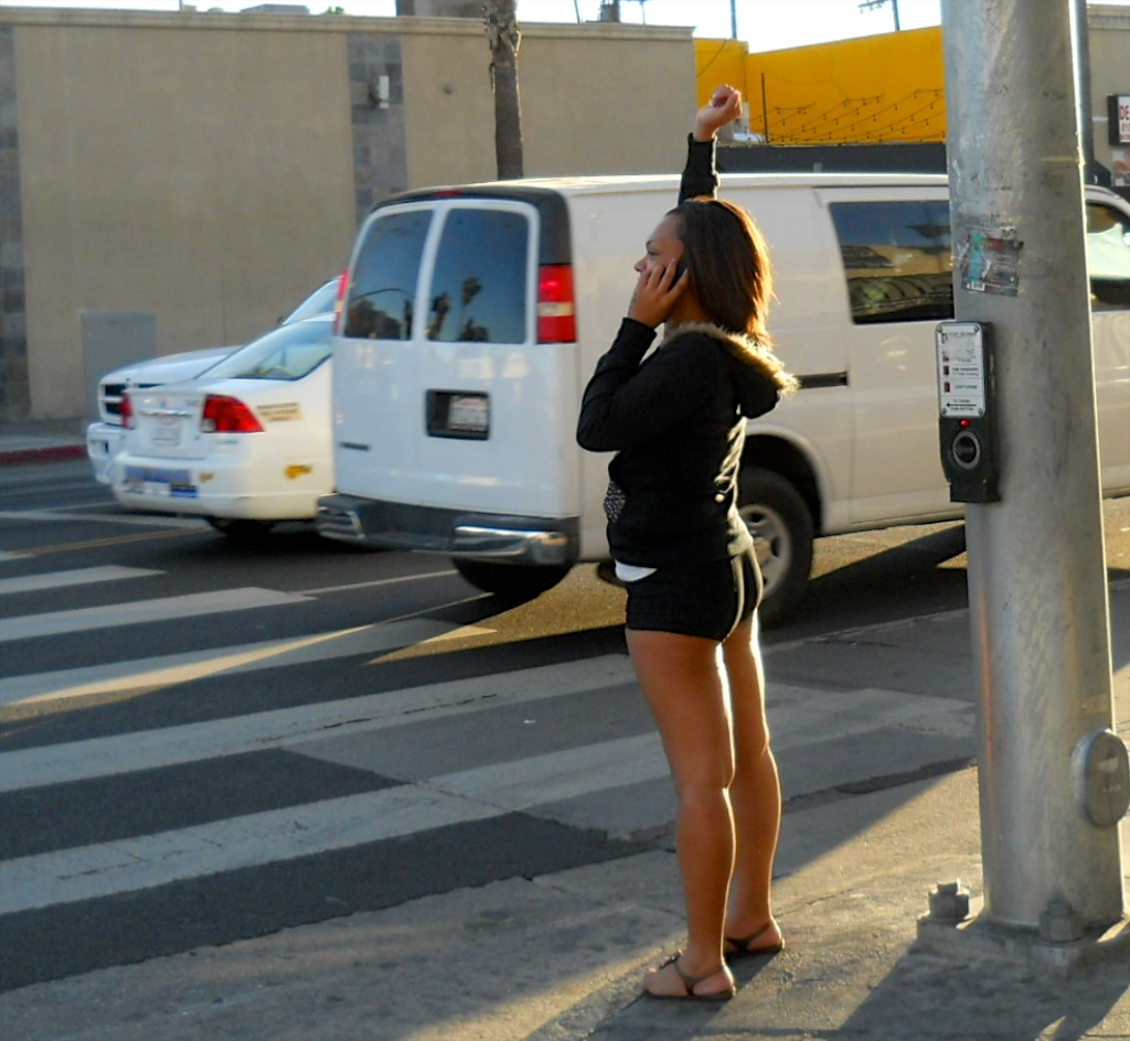 Girls in San Fernando