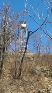 Hadley Mountain Fire Towe