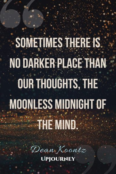 133 Best Deep And Motivational Darkness Quotes And Sayings