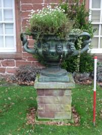 Replica of the 'Warwick Vase'