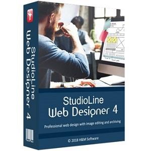 StudioLine Web Designer 4.2.61 Crack + Serial Key Download Free{2021]