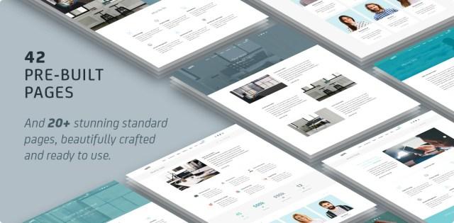 Uplift - Responsive Multi-Purpose WordPress Theme - 10