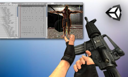 Formation Unity3D FPS