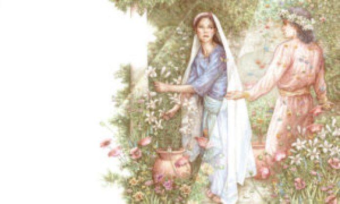 耶稣诞生故事的图画