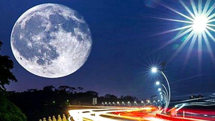 地球是月球的母亲? (instagnam)