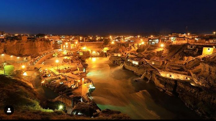 【视频)伊朗最伟大的水利工程巨作:舒什塔尔的古代水利系统 奇观!(chinesetravelingstorytelle/inat)