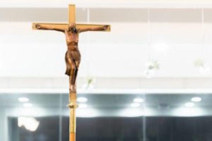 耶稣是替祂的百姓承担了罪过(pixabay)