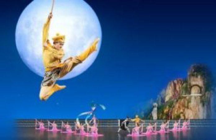 「神韵艺术团」以中国古典舞的表现方式来诠释《西游记》(正见新闻网)