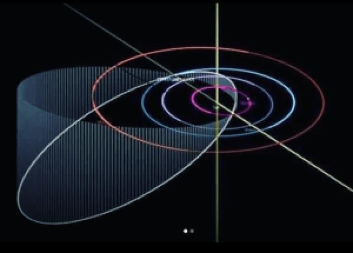 20年前,人们首次捕捉到了2001 FO32的踪迹(universo_news/ins)