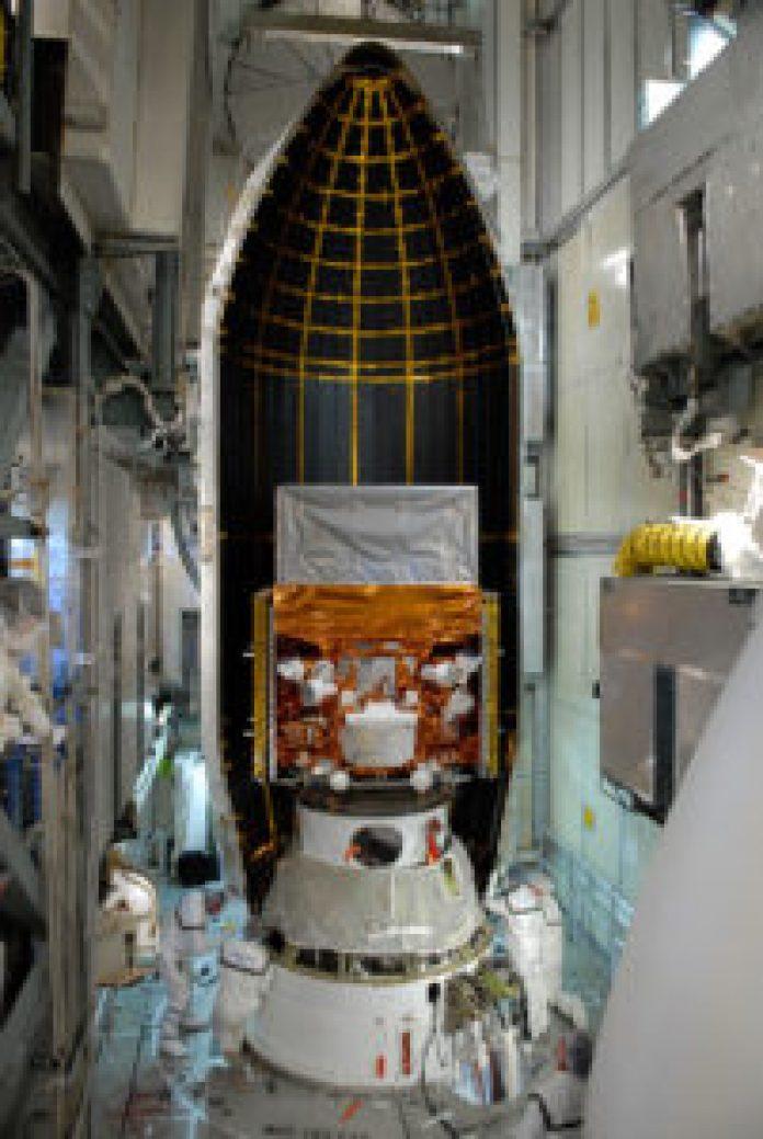 Ojha与费米望远镜一起工作(公有领域)