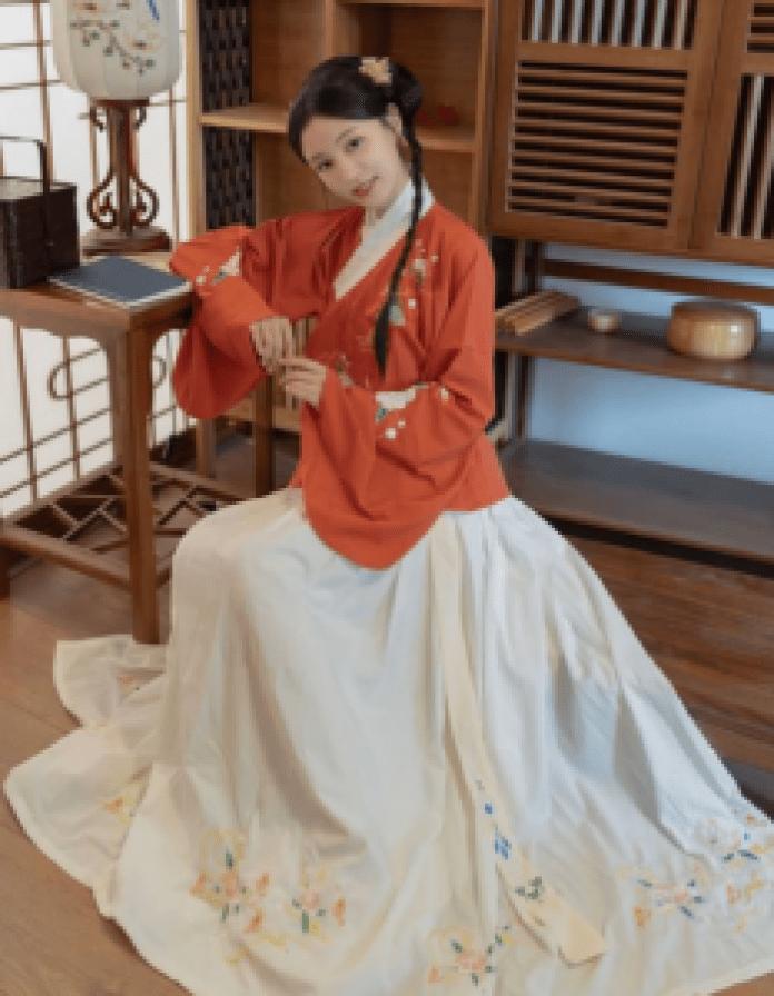 袄裙(moxiao_hanstyle.sho/in)