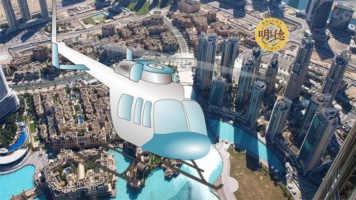 你会不会上无人驾驶出租车?在迪拜,您很快就可以(明德合成)
