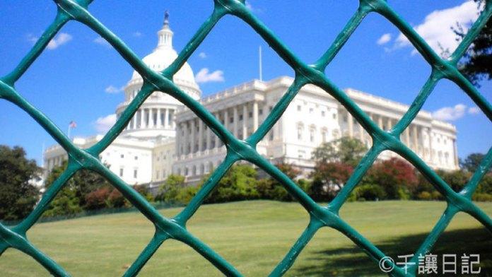 (圖:這是我2010年9月10日,在華盛頓DC拍攝的國會大廈照片。)