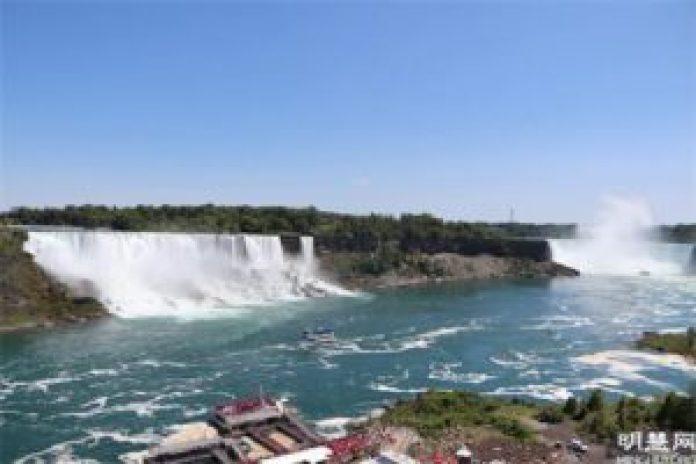 圖9:尼亞加拉瀑布