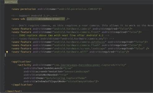 Android二維碼開發(二)優化- UKnow01