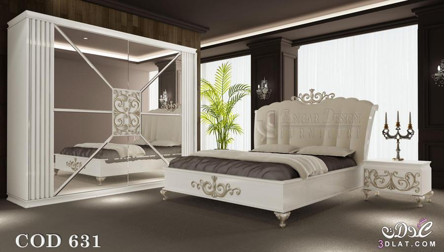 ديكورات غرف نوم دمياط مودرن وكلاسيك 2020 غرف نوم مجموعة