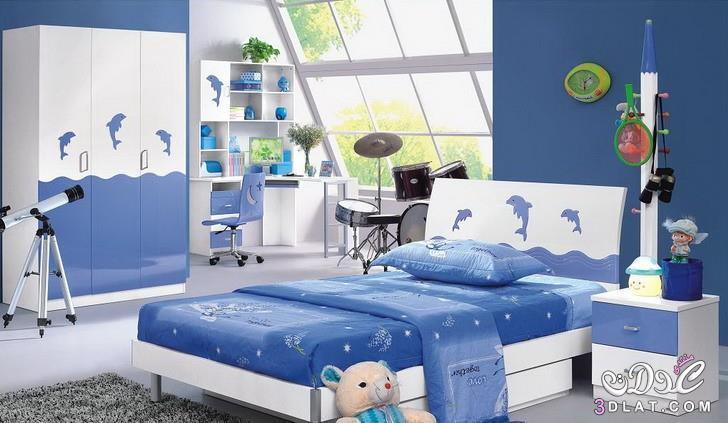 غرف نوم اطفال 2020 غرف نوم اطفال ولادى 2020 ديكورات غرف