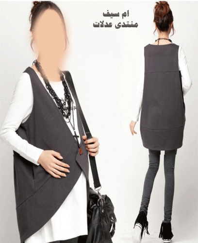 صيحات ملابس للحوامل تصميمات 2019