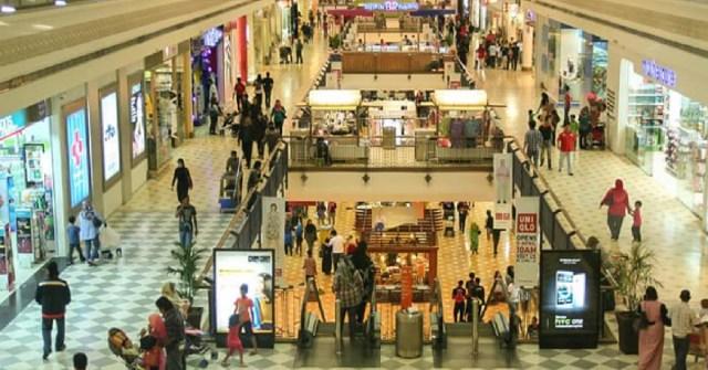 pusat membeli-belah