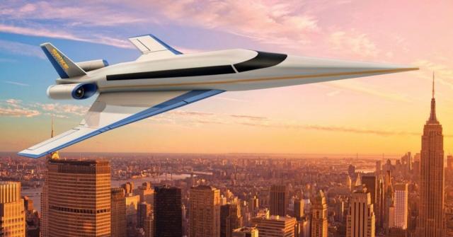 jet supersonic