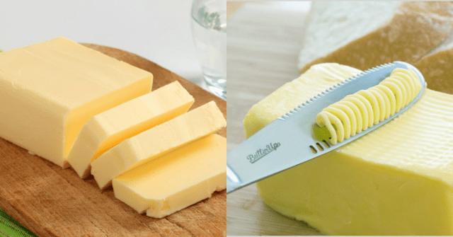 perbezaan mentega dan marjerin