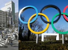 Sukan Olimpik Tokyo.