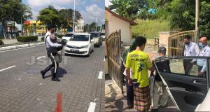 polis kendong warga emas