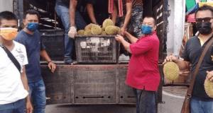 Durian sekilo RM1.99